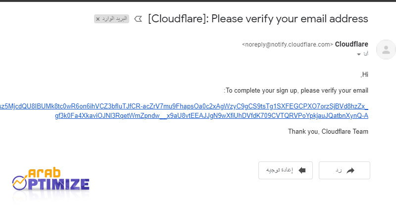 cloudflare mail